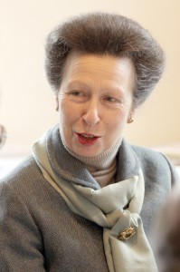 The Club's Patron, HRH The Princess Royal